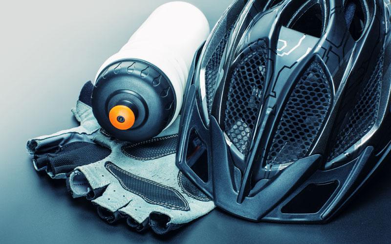 Fahrradausrüstung - Fahrrad Graf