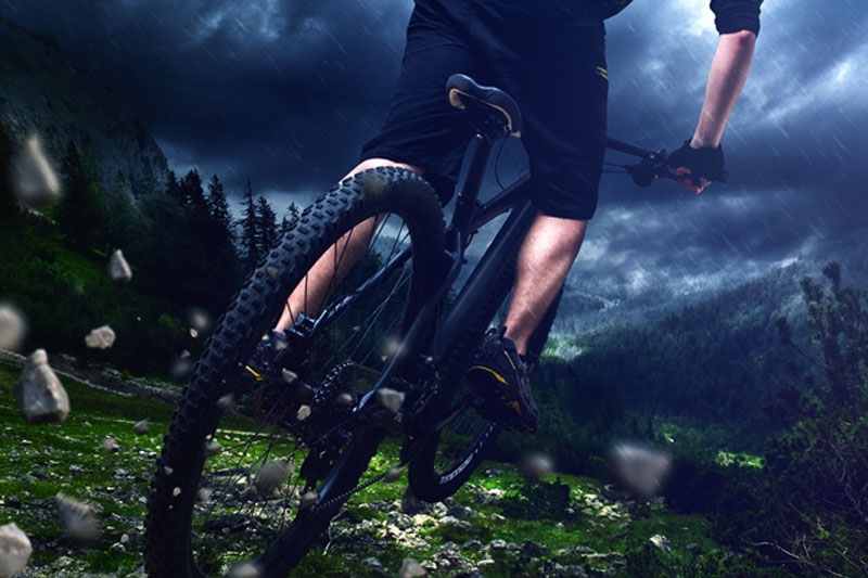 Mountainbike2 - Fahrrad Graf
