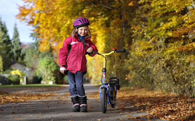 Kinderfahrzeug - Fahrrad Graf