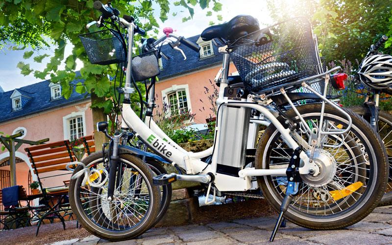 E-bike - Fahrrad Graf