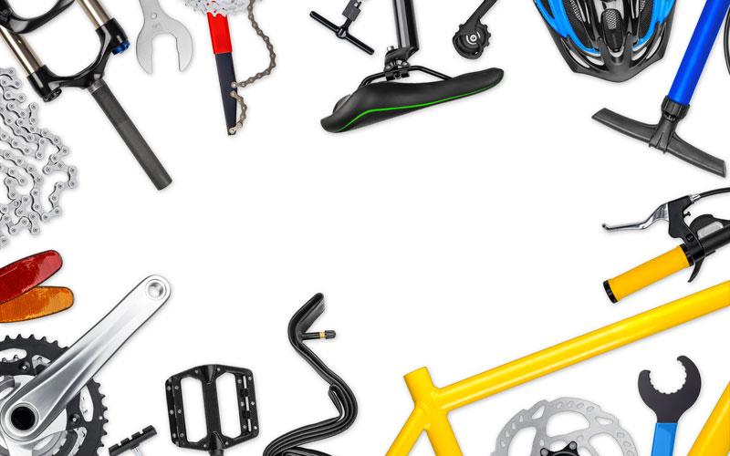 Fahrradteile - Fahrraf Graf