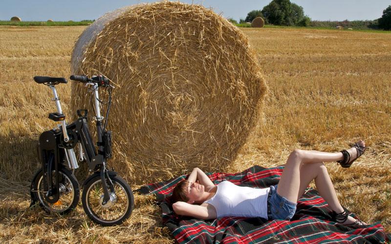 Faltrad - Fahrrad Graf