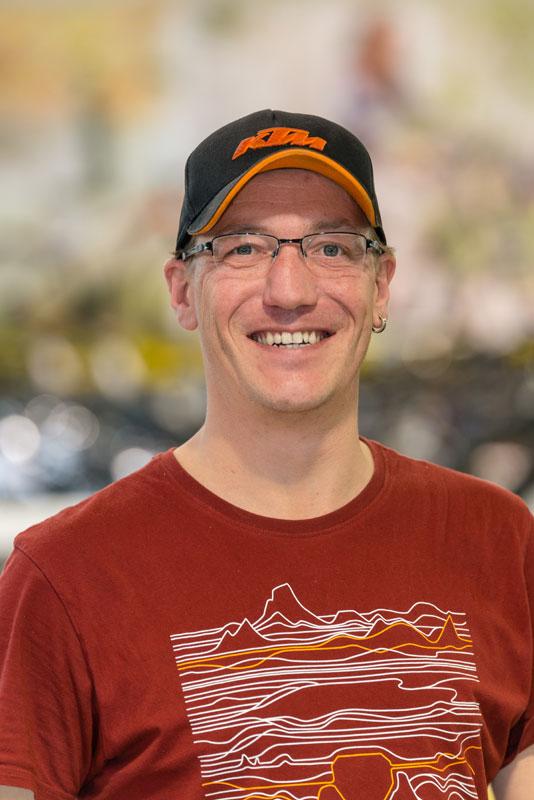 Christian Himmel - Fahrrad Graf